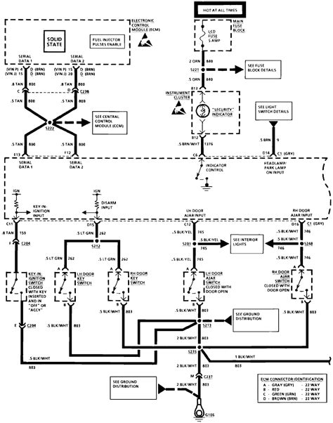 Lt1 Ignition Module Wiring Diagram by I A 1992 Corvette Lt1 It Will Start If It Has Been