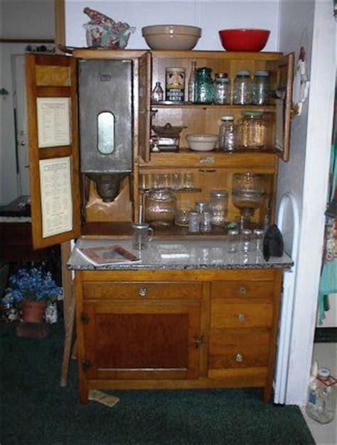 sellers special 1917 hoosier cabinets pinterest