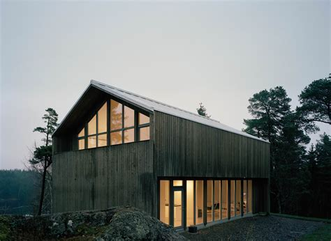 Making Of Swedish Barn House #001  3d Architectural