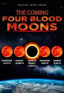 End-Time Prophecy Watch: Blood Moon Fulfilled: Four Blood ...
