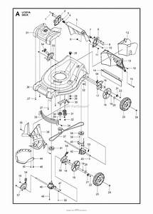 25 Husqvarna Mower Deck Diagram