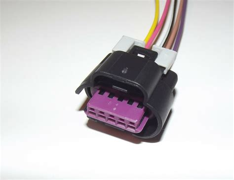 Gm Maf Wiring by Gm 5 Wire Maf Sensor Wiring Connector Pigtail Gm Mass Air
