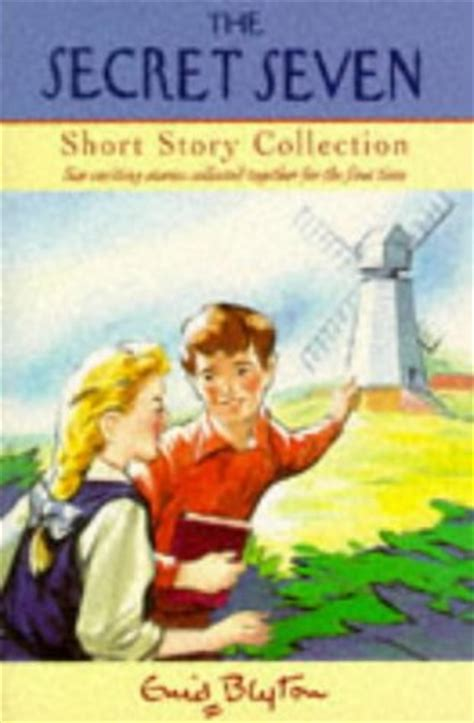 Secret Seven Short Story Collection 6 Stories By Enid