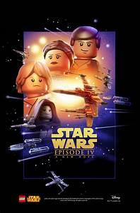 Poster Star Wars : star wars lego posters ~ Melissatoandfro.com Idées de Décoration