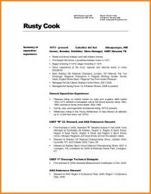 Line Cook Resume Template Cook Resume Skills Resume Exles