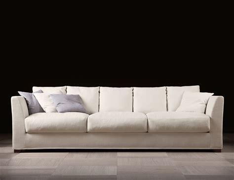 who s sofa nella vetrina berenson luxury italian sofa upholstered in white