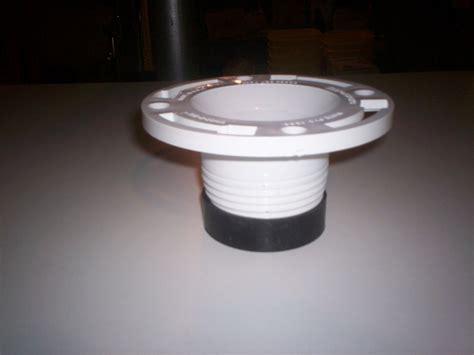 cast iron toilet flange repair