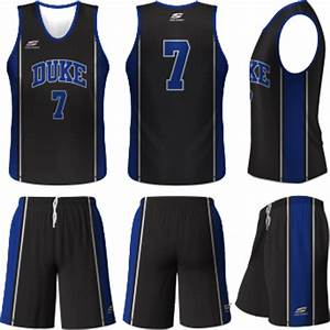 Duke Basketball Uniform