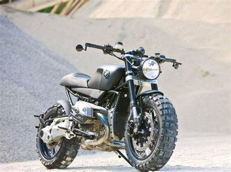 Bmw R Nine T Scrambler Modification by Bmw R Nine T Scrambler Bmw Rninet Scrambler Offroad