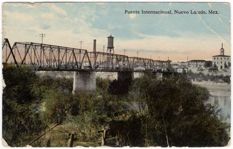When people shop for home insurance, they are actually seeking not just one type of coverage but possibly several different varieties. International bridge, Nuevo Laredo, Mexico - Side 1 of 2 - The Portal to Texas History