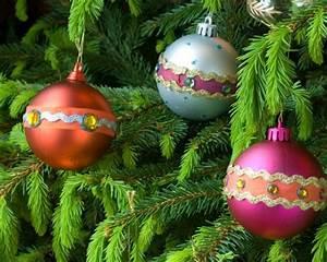 Weihnachtskugeln Selbst Gestalten : gestalten sie glitzernde weihnachtskugeln ~ Lizthompson.info Haus und Dekorationen
