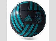 Balón de Fútbol 11 Real Madrid 20172018 Negro