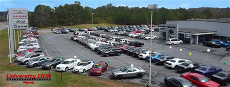 university chrysler dodge jeep ram automobile dealers