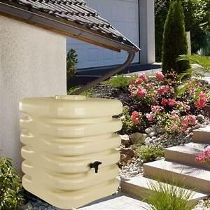 Récupérateur D Eau De Pluie 1000 Litres : r serve d 39 eau de pluie cubique 1000 litres jardin et saisons ~ Dailycaller-alerts.com Idées de Décoration