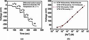 Differential Sodium Ion Sensor Based On Anodized