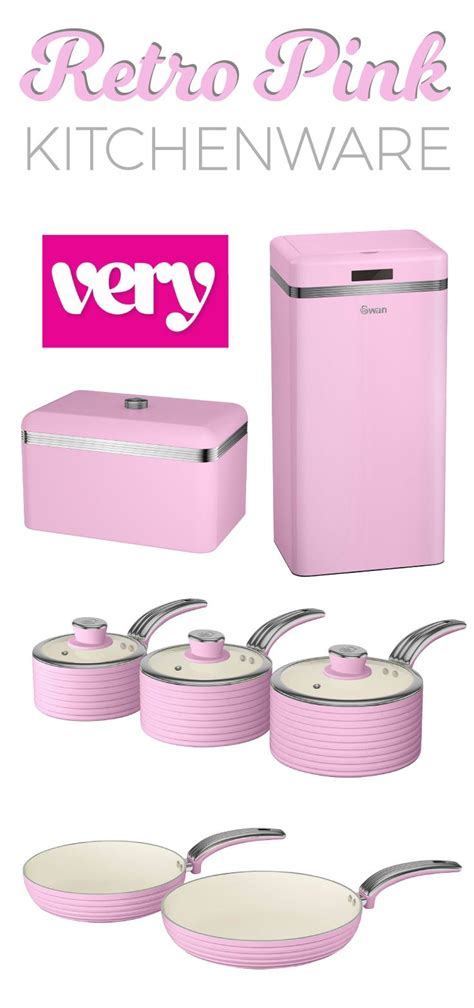 retro pink kitchen accessories 91 best for the home images on 4827