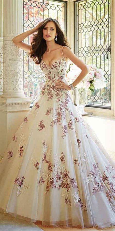 ideas color wedding dresses pinterest