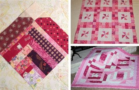 pink  pink quilts  breast cancer awareness