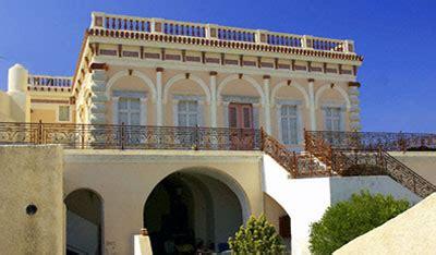 santorini argyros mansion museum
