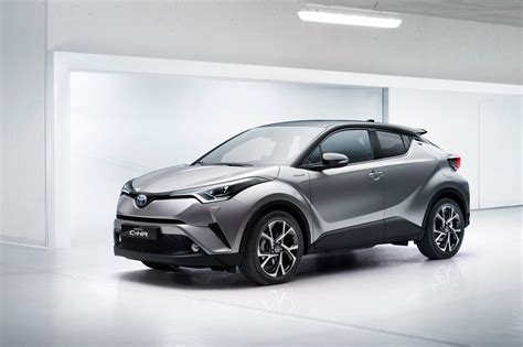 a toyota toyota c hr revealed 2016 s quirkiest qashqai rival is go