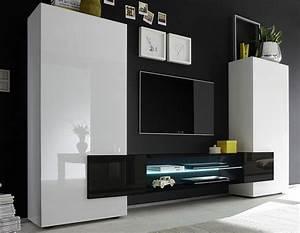 Meuble Tv Noir Laqué : javascript est d sactiv dans votre navigateur ~ Nature-et-papiers.com Idées de Décoration