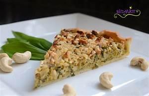 Bärlauch in Lauch Curry Quiche oder doch Kuchen? • WidmattWidmatt