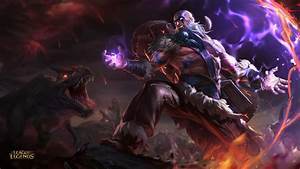 Surrender at 20: Champion Update: Ryze, the Rune Mage