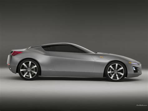 Sports Car Concept by Car Pictures 2012 Acura Sport Concept