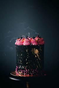 Dark Rainbow cake, 100K on instagram and Saveur Awards Nomination - Historias del Ciervo