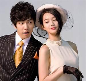 Shin Min Ah and Lee Seung Gi Perfect for Korean Version of ...