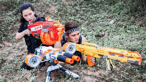 Ltt Nerf War  Seal X Special Mission Rescue Lover Use