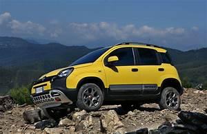 Fiat 500 4x4 : all new fiat panda cross 4x4 ~ Medecine-chirurgie-esthetiques.com Avis de Voitures