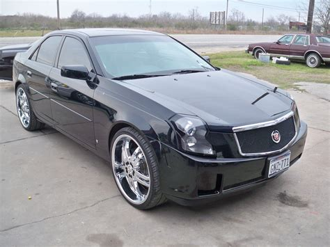 2006 Cts Cadillac by Justlaccn 2006 Cadillac Cts Specs Photos Modification