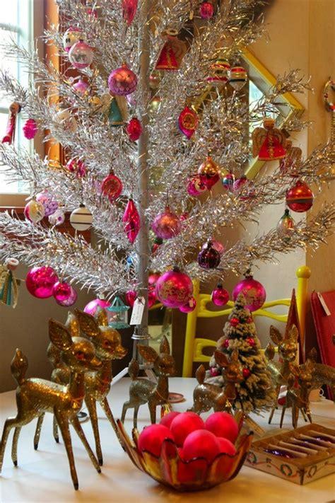 vintage christmas decor mostly vintage holiday ideas