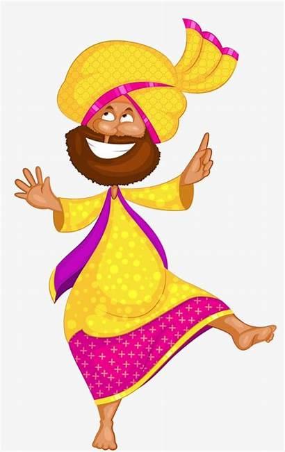 India Clipart Indian Clip Person Punjabi Culture