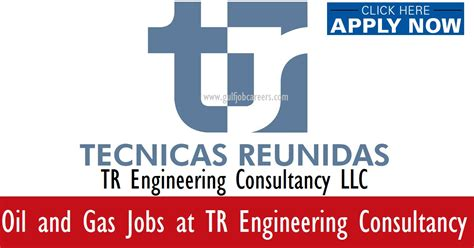 Exciting Oil And Gas Careers At Tr Engineering Consultancy