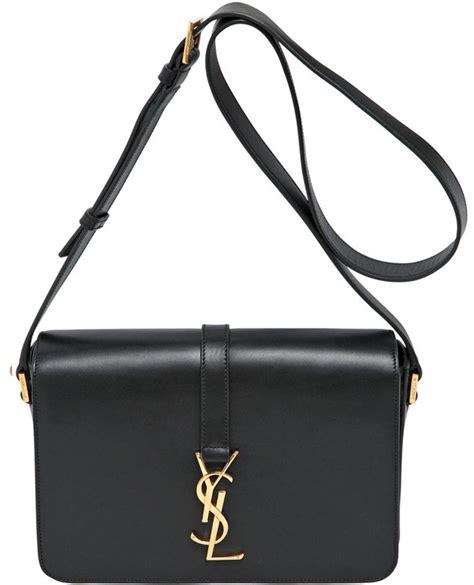 monogram medium universite satchel bag black ysl men bag