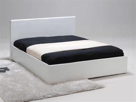hauteur table bar pour cuisine lit coffre 2 personnes simili avec tête de lit et sommier à lattes horta blanc 140x190cm