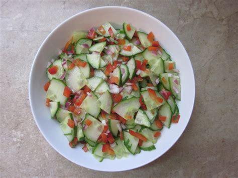 cucumber recipe health benefits of cucumbers and cucumber salad