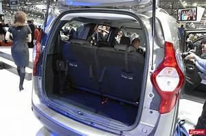 Dacia Logan 7 Places : dacia lodgy 7 places pour 9900 euros salon de gen ve 2012 ~ Gottalentnigeria.com Avis de Voitures