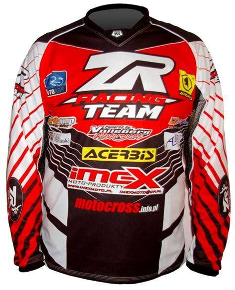personalised motocross jersey zemracing com prudukty products