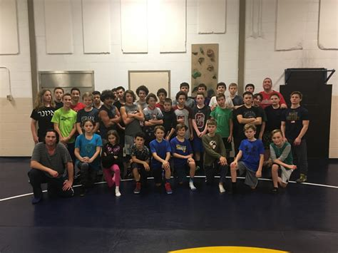 barrington middle school wrestling team strong start rhodybeat
