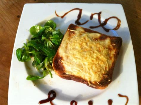 mets cuisin駸 croque croque monsieur comme au bistrot cuisine mets