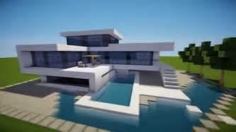 minecraft how to build a modern house best modern house 2013 2014 hd tutorial