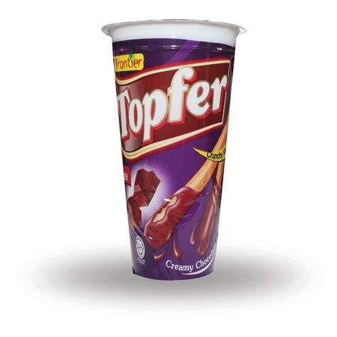 SNF43 Frontier Topfer Chocolate Crunchy Sticks 40gm - 360 ...