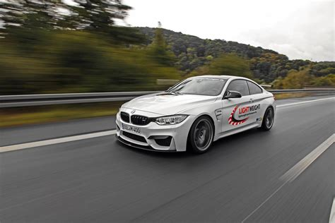 Lightweight Boosts Bmw M4 To 382kw And 650nm Forcegtcom