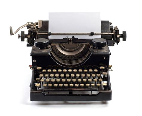 Vintage Typewriter Buying Guide