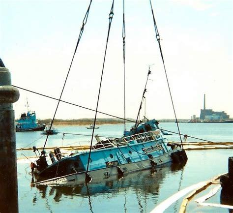 Marine Salvage Yard Baltimore by Ticonderoga 1991 2005