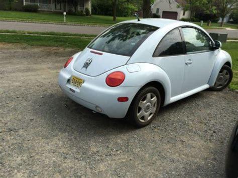 buy used 2000 volkswagen beetle gls hatchback 2 door 2 0l in princeton new jersey united states