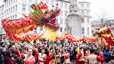 chinese  year   london special event